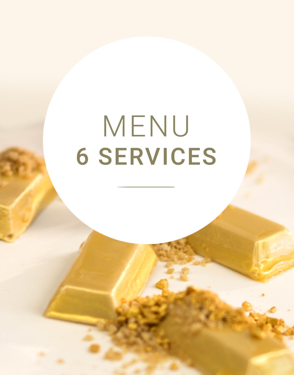 Arabelle Bon cadeau 6 services