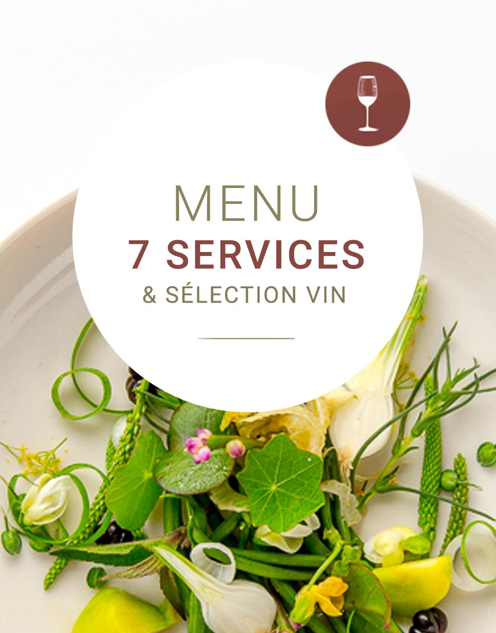 Arabelle Bon cadeau 7 services et vins