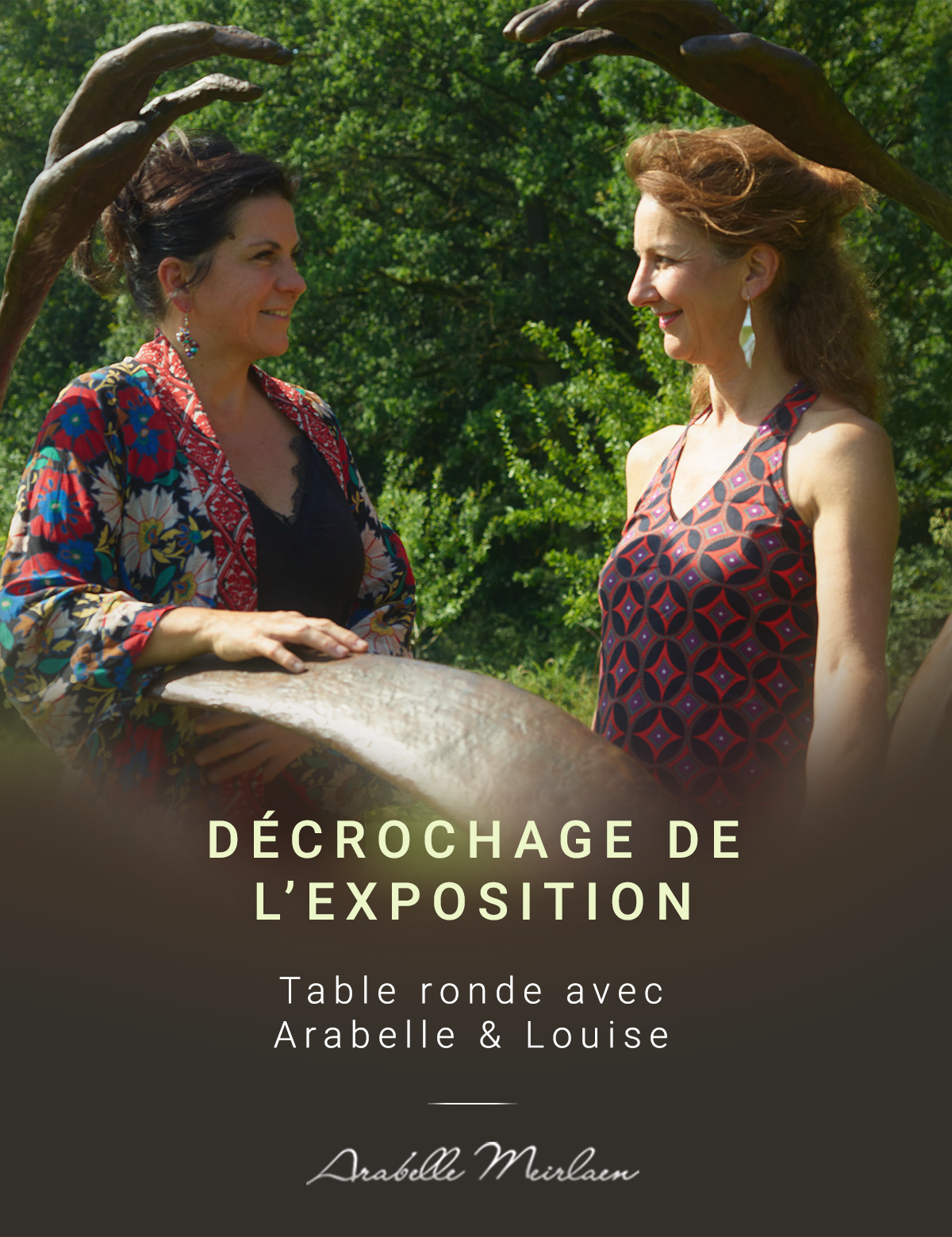 Table ronde Arabelle & Louise vignette